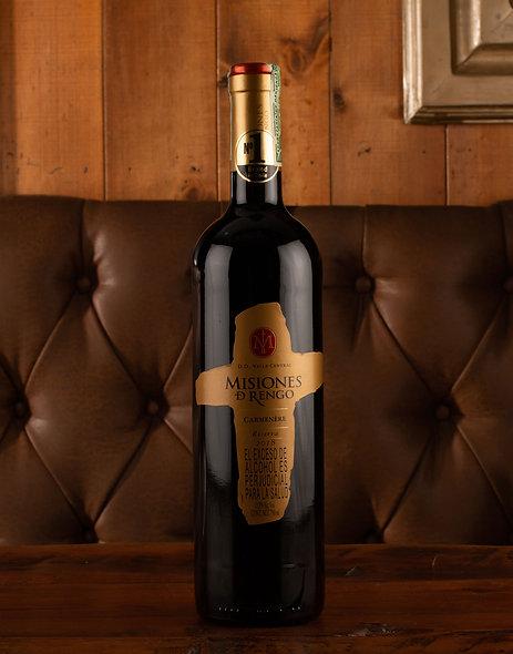 Vino Misiones carmenere  Botella (750 ml)