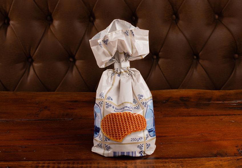 Galleta Holandinas paquete 8 unidades (250 gr)