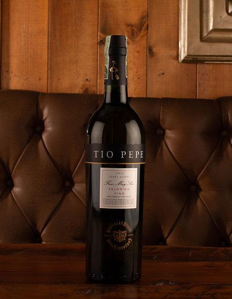 Vino Tio pepe jerez Botella (750 ml)
