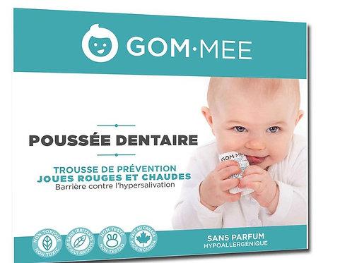 Gom Mee- Poussée dentaire joues rouges & chaudes