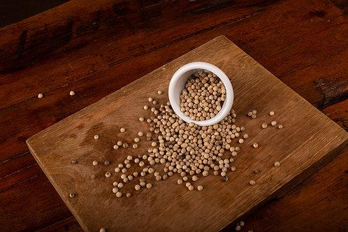 Pimienta blanca grano (50 gr)