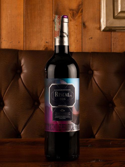 Vino Riscal tempranillo Botella (750 ml)