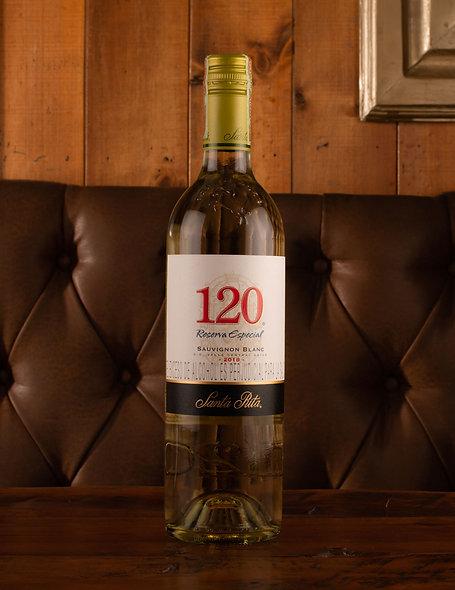 Vino Santa Rita Sauvignon Blanc  Botella (750 ml)