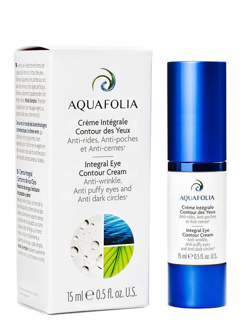 Aquafolia- Crème Intégrale Contour des Yeux- Produits pour tous