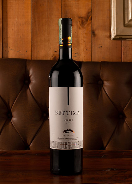 Vino Septima malbec 2016  Botella (750 ml)