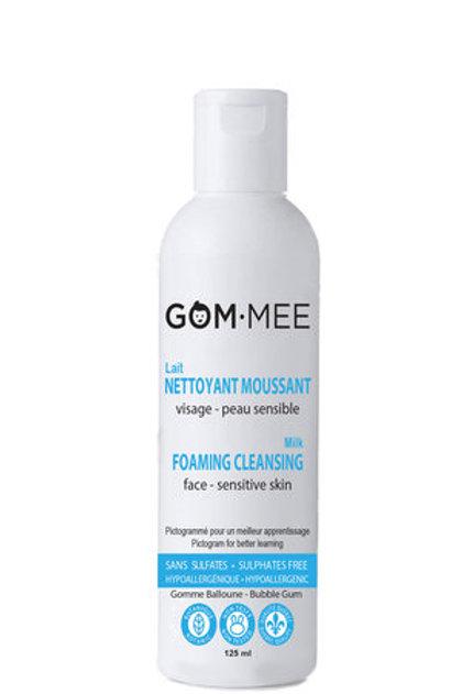 Gom mee- Lait nettoyant moussant