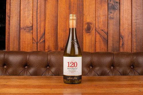 Vino Santa Rita 120 Chardonnay  Botella (750 ml)