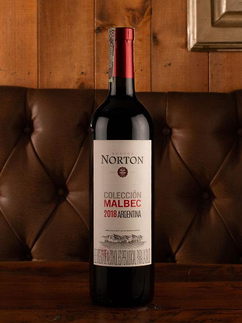 Vino Norton  malbec coleccion Botella (750 ml)