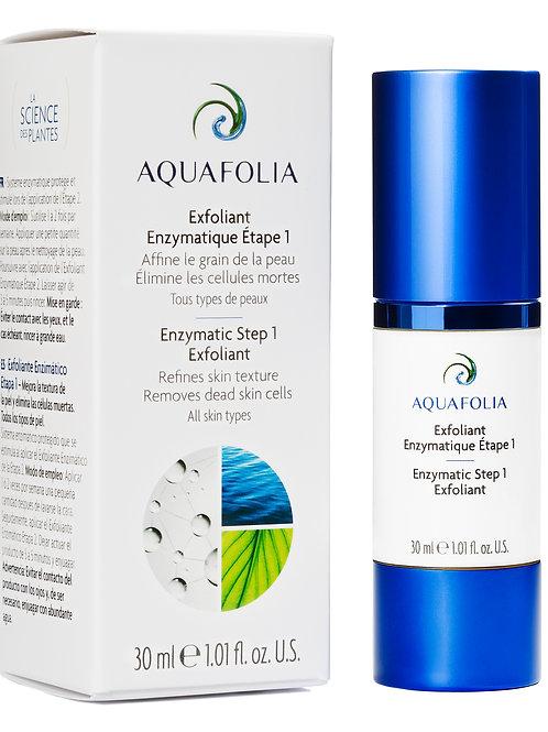 Aquafolia- Exfoliant Enzymatique Étape 1 & 2 - Produits pour tous