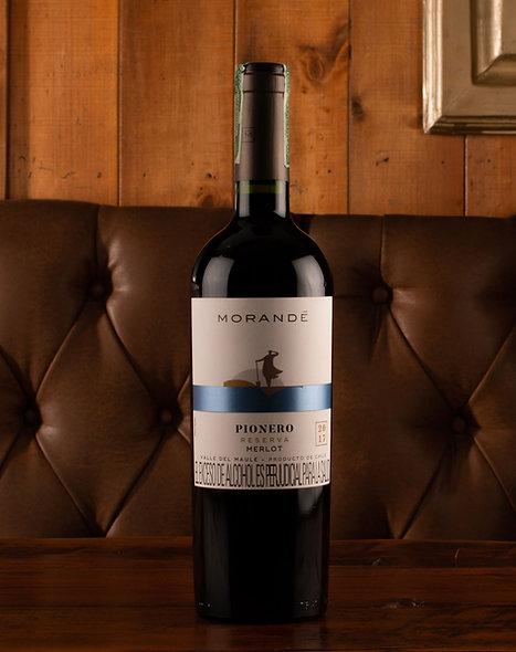 Vino Morande pionero  merlot Botella (750 ml)