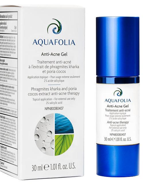 Aquafolia- Anti-Acne Gel- Concept Triple Action 3A