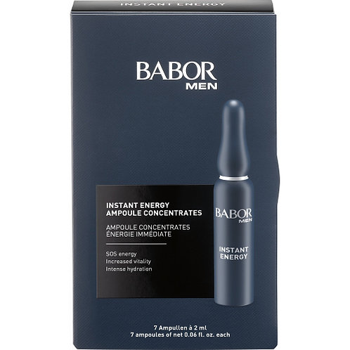 Babor- Instant Energy Ampoules