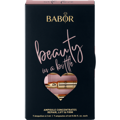 Babor- Ampoules Beauty in a bottle