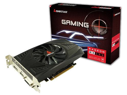 Tarjeta de video Biostar Radeon RX 560 4GB