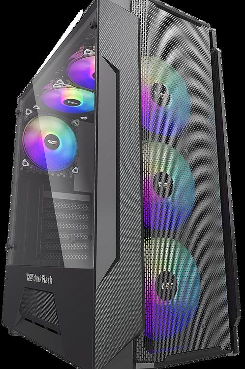 Equipo gamer Intel Core i5 10400f / 8 GB / GTX 1650 4GB / SSD 240GB