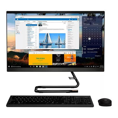 Equipo All In One Lenovo Core I3 4gb 256gb Win10