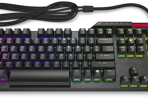 Teclado Gamer mecánico HP Omen Sequencer RGB