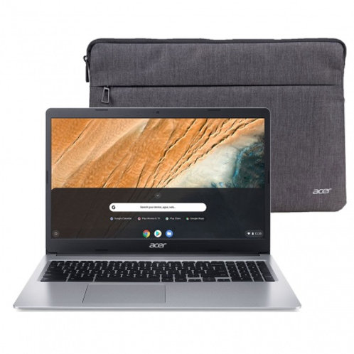Chromebook Acer Dualcore 2.6Ghz, 4GB, 32GB SSD, 15.6""