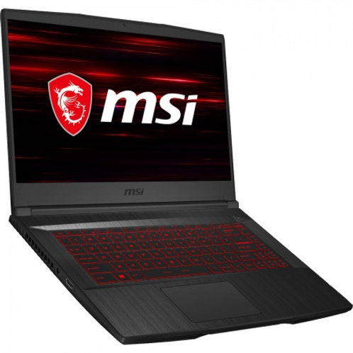 "Notebook Gamer MSI Core i7 5.0Ghz, 8GB, 512GB SSD, 15.6"" FHD, GTX 1660Ti 6GB"