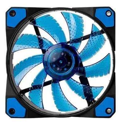 Fan cooler led 12 x 12 azul
