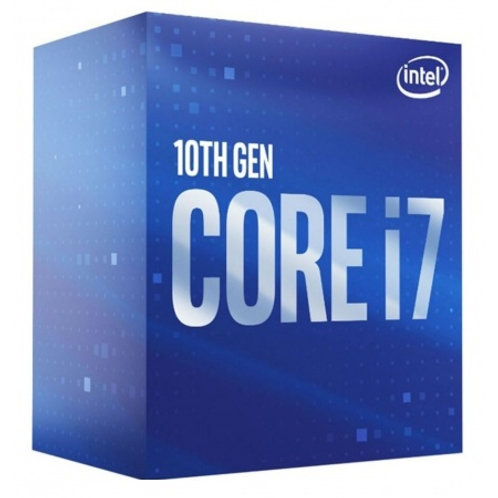 Procesador Intel Core i7 10700f