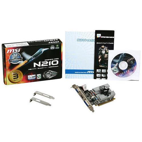 MSI NVIDIA GEFORCE GT 210