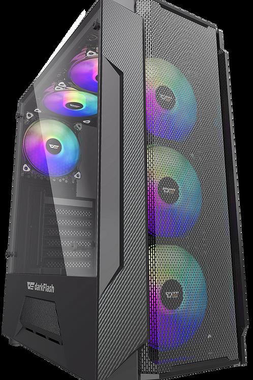 Equipo gamer AMD Ryzen 5 5600G / 8 GB / SSD 240 GB