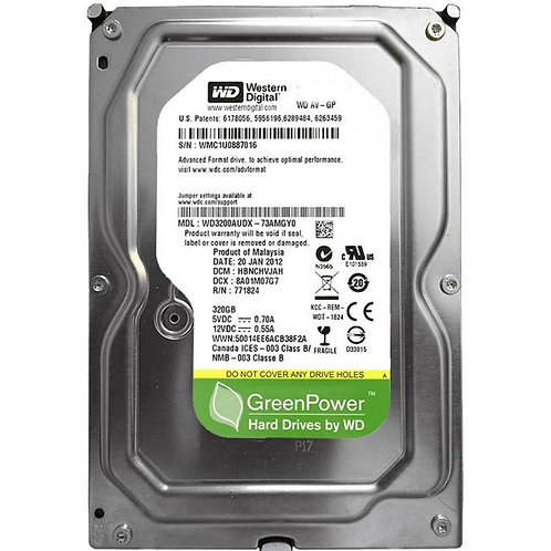"Disco duro WD Green 3.5"" 1 TB SATA 3"