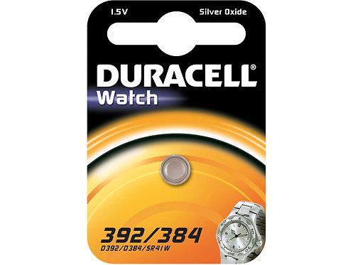 Duracell Pile bouton 392 1,5V