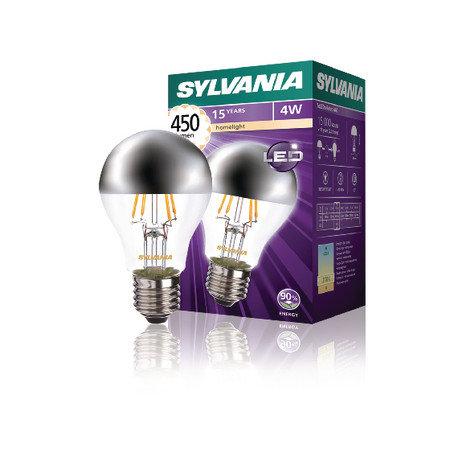 SYLVANIA AMPOULE LED A FILAMENT E27 GLS 4 W 450 LM 2700 K