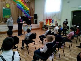 Станция юных техников подарила детям праздник  к Международному дню инвалидов
