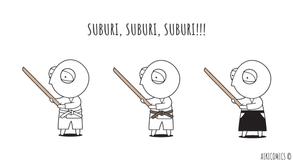 Suburi, Suburi, Suburi!!!