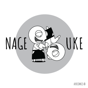 Aikido Intro #7: Uke and Nage