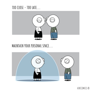 Personal Space - Maai and Intention