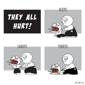 They ALL hurt!… Each in its own special way