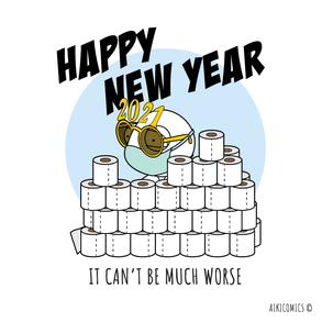 Happy New Year (I Hope)