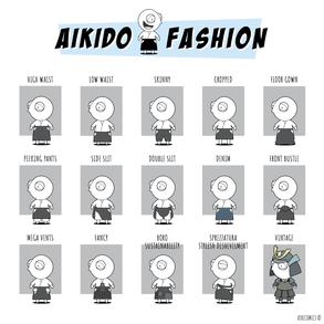 Aikido Fashion