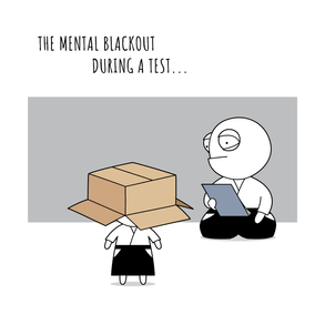 The Mental Blackout During a Test