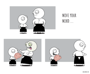 Move Your Mind...