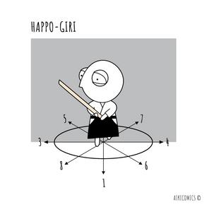 Aikido Intro #142 - Happo Giri