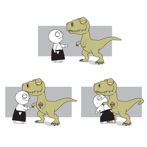 Kokyu-Ho T-Rex