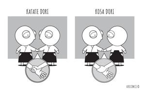 Aikido Intro #153 - Wrist Grab