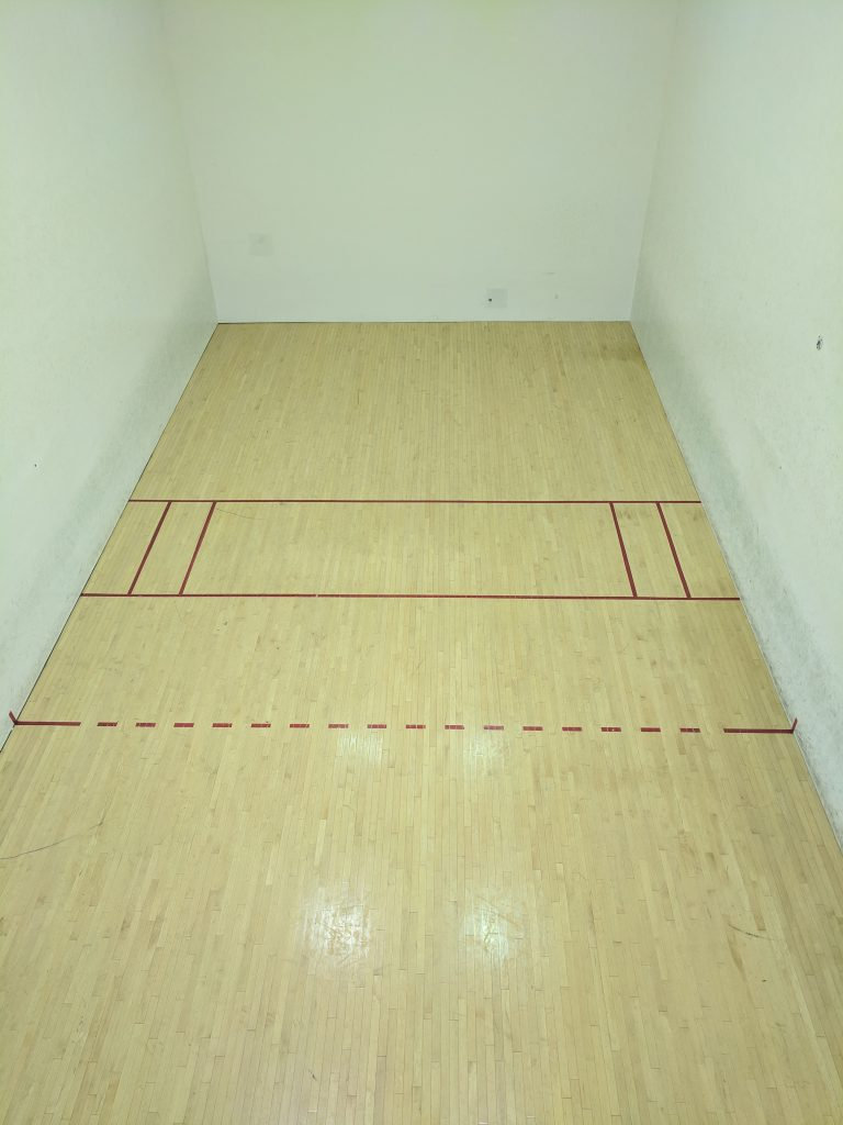 Racquetball Lessons