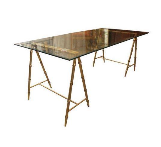 Port 68 Scalamandre table
