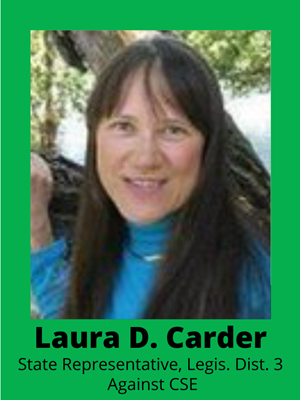 Laura D Carder