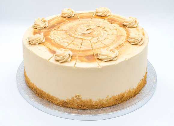 Lotus Cake (10 inch - 16 Slices)