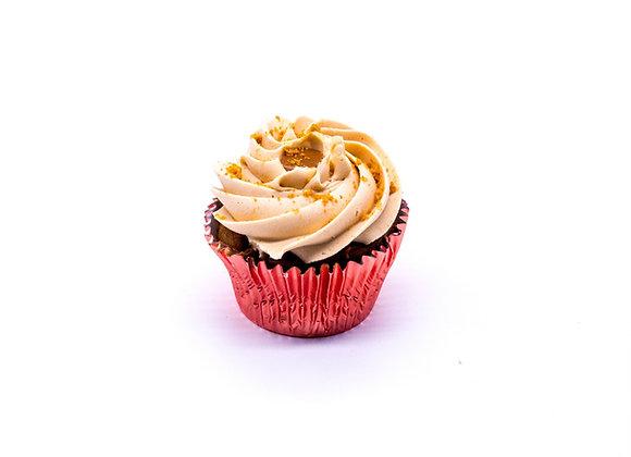Biscoff Cupcake