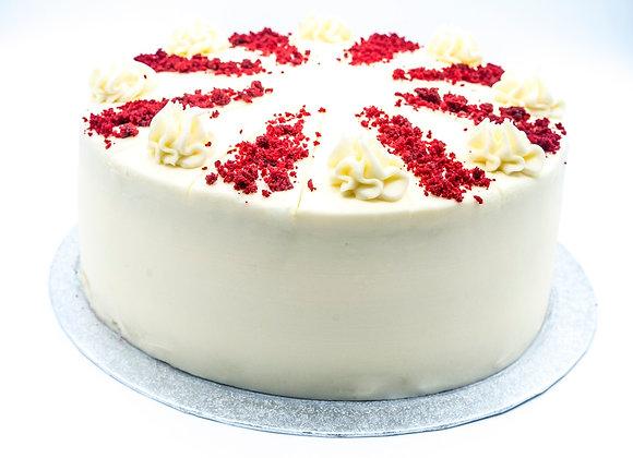 Red Velvet Cake (10 inch - 16 Slices)