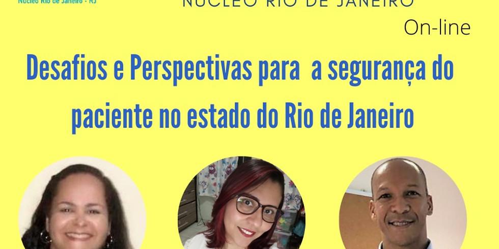 Reunião aberta REBRAENSP - Núcleo Rio de Janeiro