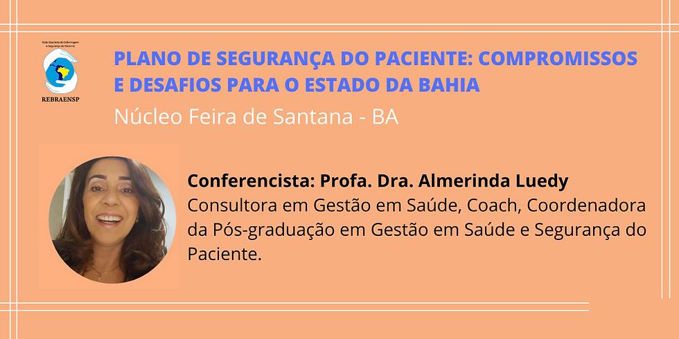 Plano de segurança do paciente: compromissos e desafios para o estado da Bahia